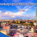 Mua vé máy bay đi Đài Nam (TNN) Đài Loan tại Vĩnh Long như thế nào?
