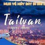 Mua vé máy bay đi Đài Nam (TNN) Đài Loan tại Vũng Tàu như thế nào?