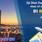 Tại Bình Dương mua vé máy bay đi Đài Loan ở đâu?