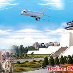 Tại Long An mua vé máy bay đi Đài Loan ở đâu?