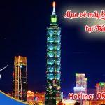 Tại Tiền Giang mua vé máy bay đi Đài Loan ở đâu?