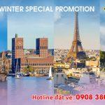 Thai Airways khuyến mãi đặc biệt mùa đông