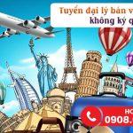 Tuyển đại lý bán vé máy bay tại Quảng Nam không ký quỹ