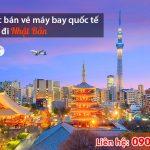 Tuyển đối tác bán vé máy bay quốc tế đi Nhật Bản