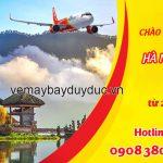 Vietjet Air mở đường bay mới Hà Nội – Bali