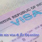 7 bước xin Visa đi Ấn Độ online đơn giản