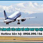 Đăng ký làm đối tác bán vé máy bay tại Hậu Giang