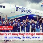 Địa chỉ đại lý vé máy bay Indigo Airlines