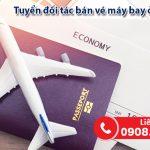Duy Đức tuyển đối tác bán vé máy bay ở Kon Tum