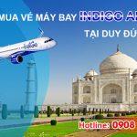 Mua vé máy bay Indigo Airlines tại Duy Đức