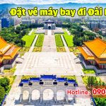 Tại Đồng Tháp mua vé máy bay đi Đài Loan ở đâu