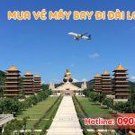 Tại Ninh Thuận mua vé máy bay đi Đài Loan ở đâu?