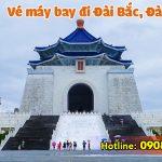 Đại lý bán vé máy bay đi Đài Bắc (TPE) Đài Loan tại An Giang