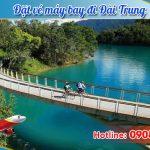 Đặt vé máy bay đi Đài Trung (RMQ) Đài Loan tại Đồng Nai