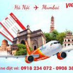 Vietjet Air mở đường bay mới Hà Nội – Mumbai