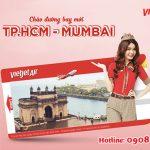 Vietjet Air mở đường bay thẳng TPHCM – Mumbai