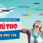 Tuyển đại lý bán vé máy bay cấp 2 ở Phú Thọ