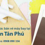 Tuyển đối tác bán vé máy bay tại quận Tân Phú, TPHCM
