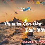 Cùng Vietnam Airlines về miền linh thiêng Côn Đảo
