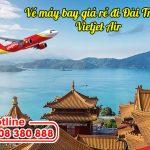 Vé máy bay giá rẻ đi Đài Trung (RMQ) Vietjet Air