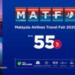 Malaysia Airlines ưu đãi đến 50% giá vé