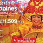 AirAsia mở lại đường bay thẳng TP.HCM – Manila