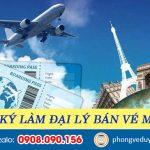 Đăng ký làm đại lý bán vé máy bay tại Lào Cai như thế nào?