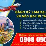 Đăng ký làm đại lý cấp 2 vé máy bay đi Taichung (RMQ) giá rẻ