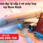 Đăng ký làm đại lý cấp 2 vé máy bay Việt Mỹ tại Nam Định