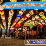 Mua vé máy bay đi Đài Nam (TNN) Đài Loan tại Cần Thơ như thế nào?