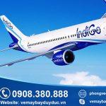 Mua vé máy bay Indigo Airlines trực tuyến tại Duy Đức