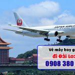 Tại Bình Thuận mua vé máy bay đi Đài Loan ở đâu