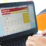 Nhận thanh toán vé máy bay Vietjet khách đặt Online trên Web
