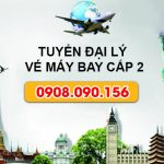 Tuyển đại lý bán vé máy bay tại Bắc Kạn