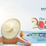 Bamboo Airways ưu đãi Chào hè 2020
