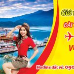 Vietjet bay từ Đài Trung về Hà Nội bao nhiêu tiền?