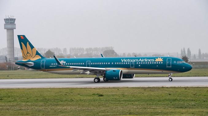 Vietnam Airlines tạm dừng khai thác các đường bay đến Nga và Đài Loan