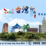 Quận 5 mua vé máy báy đi Đài Loan (Taiwan) chỗ nào?