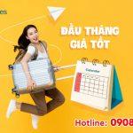 Vietnam Airlines ưu đãi giá tốt đầu tháng 6