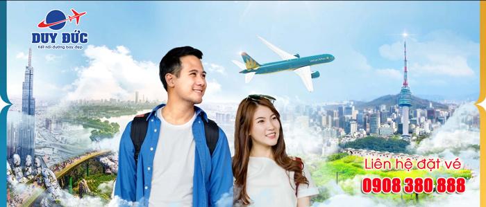 Giá vé máy bay đi Hàn Quốc tháng 8