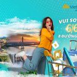 """Vietnam Airlines triển khai chương trình """"Song lộc 6/6"""" giá vé chỉ 66.000 VND/chặng"""