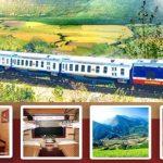 Tàu hỏa du lịch Quảng Bình, Lào Cai chạy lại hàng ngày từ tháng 7