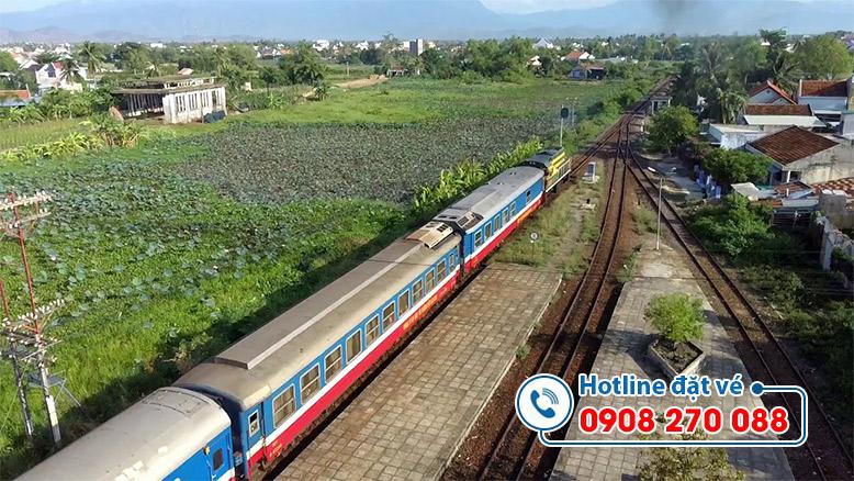 Chạy lại tàu SQN1/SQN2 tuyến Sài Gòn - Quy Nhơn từ đầu tháng 7/2020