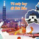 Đại lý bán vé đi Đài Bắc (TPE) Đài Loan tại Bình Thuận