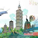 Đại lý bán vé đi Đài Bắc (TPE) Đài Loan tại Quảng Bình