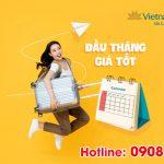 Đầu tháng 7 giá tốt cùng Vietnam Airlines