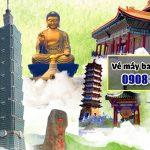 Khu vực quận Tân Bình mua vé máy bay đi Đài Loan chỗ nào