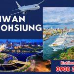 Ở Bình Thuận đặt vé máy bay đi Cao Hùng (KHH) Đài Loan được không