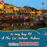 Vietnam Airlines vé Tết đi Chu Lai bao nhiêu tiền?