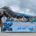 Vietnam Airlines khai trương loạt đường bay mới